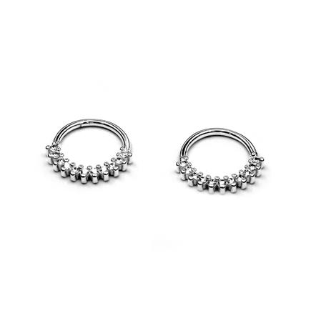 ARGOLLAS MICRO PAVE 11MM