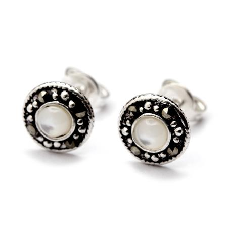 AROS BLANCO 8MM